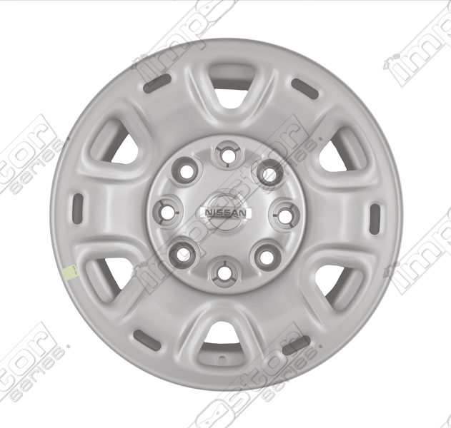 "Nissan Npv 1500, 2500, 3500 2012-2013 Chrome Wheel Covers,  (17"" Wheels)"