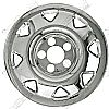 "Honda Crv  1997-2001 Chrome Wheel Covers, 8 Triangle Openings (15"" Wheels)"