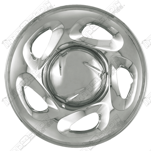 "Toyota Tundra  2000-2006 Chrome Wheel Covers, 5 Directional Openings (16"" Wheels)"