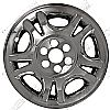 2002 Dodge Durango   Chrome Wheel Covers, 5 Split Spoke (16&quot; Wheels)