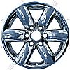 2008 Nissan Titan Se  Chrome Wheel Covers,  (18&quot; Wheels)