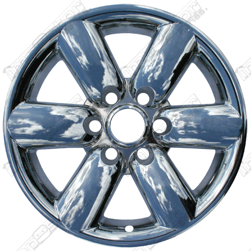 "Nissan Titan Se 2008-2013 Chrome Wheel Covers,  (18"" Wheels)"