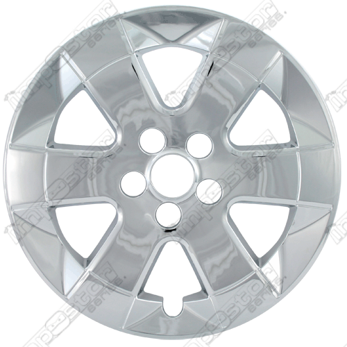 "Toyota Prius  2004-2009 Chrome Wheel Covers, 6 Spoke (15"" Wheels)"