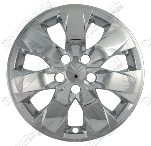 "Honda Accord Ex, Ex-L 2008-2010 Chrome Wheel Covers,  (17"" Wheels)"