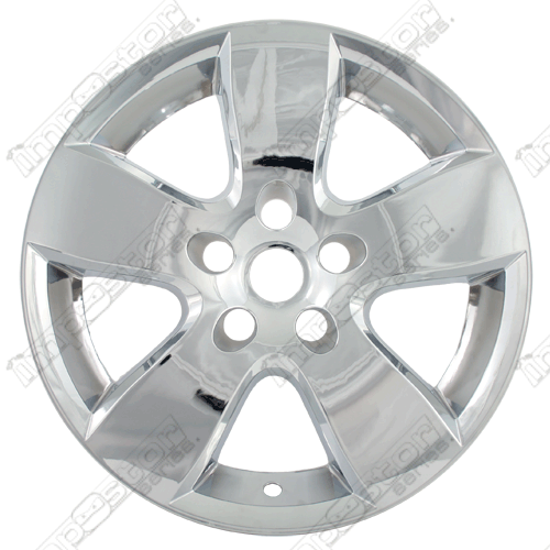 "Dodge Ram Slt 2009-2013 Chrome Wheel Covers,  (20"" Wheels)"
