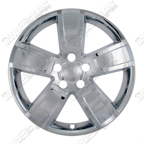 "Kia Soul Sport, Exclaim 2010-2011 Chrome Wheel Covers,  (18"" Wheels)"