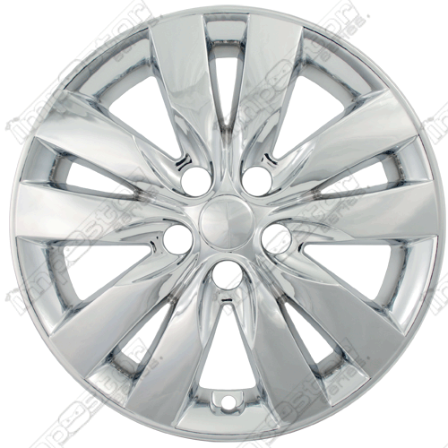 "Kia Forte Sx 2010-2012 Chrome Wheel Covers,  (17"" Wheels)"