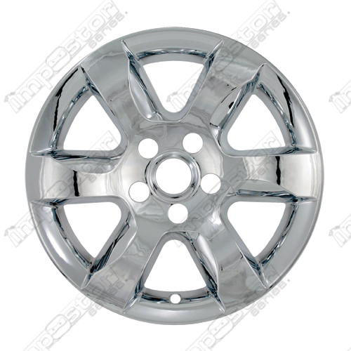 Nissan Altima 2.5, 3.5 2007-2010 Chrome Wheel Covers, 6 Spoke (16