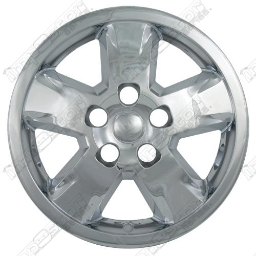 "Jeep Grand Cherokee Base, Limited 2011-2013 Chrome Wheel Covers, 5 Spoke (17"" Wheels)"