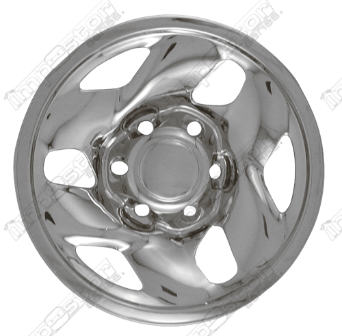 "Toyota Tacoma  2001-2004 Chrome Wheel Covers, 6 Spokes (16"" Wheels)"
