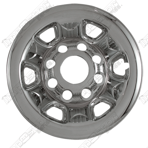 "Gmc Sierra 2500 Wt,1wt 2004-2010 Chrome Wheel Covers,  (16"" Wheels)"
