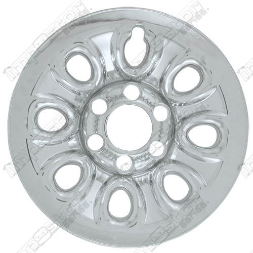 "Gmc Sierra Wt,1wt 2004-2013 Chrome Wheel Covers,  (17"" Wheels)"