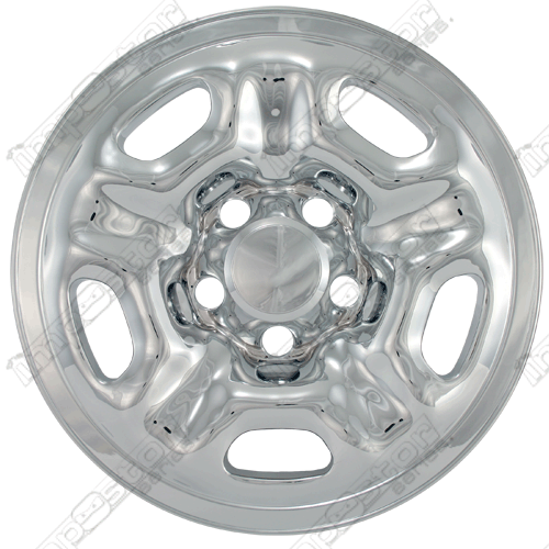 "Toyota Tacoma Regular Cab 2005-2013 Chrome Wheel Covers,  (15"" Wheels)"