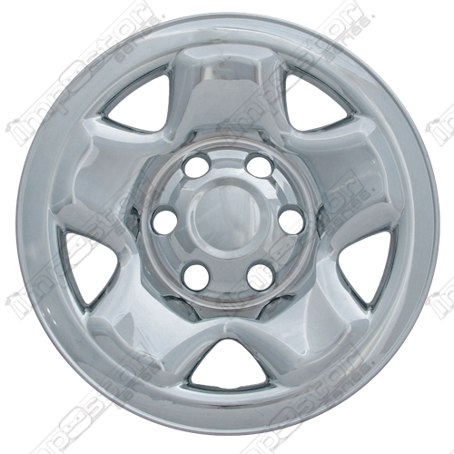 "Toyota Tacoma Access & Double Cab 2005-2013 Chrome Wheel Covers,  (16"" Wheels)"