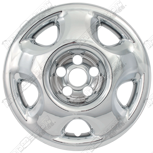 "Honda Crv Lx 2007-2011 Chrome Wheel Covers,  (17"" Wheels)"