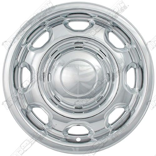 "Ford F150 Xl 2010-2013 Chrome Wheel Covers,  (17"" Wheels)"