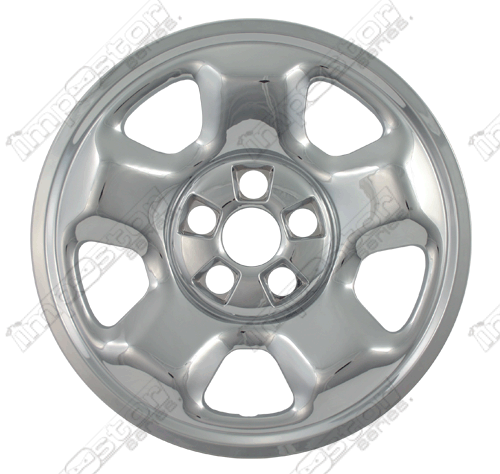 "Honda Ridgeline Rt 2006-2013 Chrome Wheel Covers,  (17"" Wheels)"