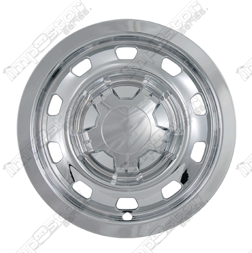 "Chevrolet Colorado Wt 2009-2012 Chrome Wheel Covers,  (16"" Wheels)"