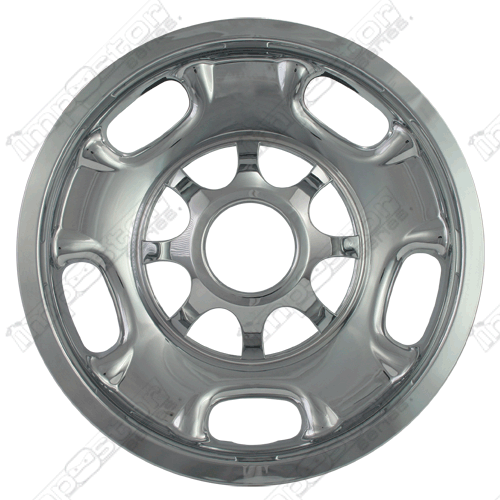 "Chevrolet Silverado 2500 Hd 2011-2013 Chrome Wheel Covers,  (17"" Wheels)"
