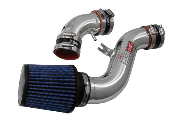 Hyundai Tiburon 2003-2004  V6 - Injen Is Series Short Ram Intake - Polished