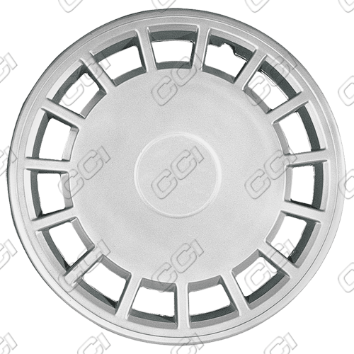 "Volvo 240  1989-1994, 15"" 15 Slot Silver Wheel Covers"