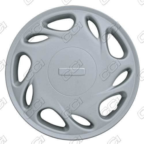 "Nissan Altima  1995-1999, 15"" 10 Hole - Silver Wheel Covers"