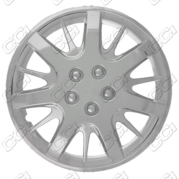 "Chevrolet Impala  2000-2011, 16"" 7 Split Spoke Chrome Wheel Covers"