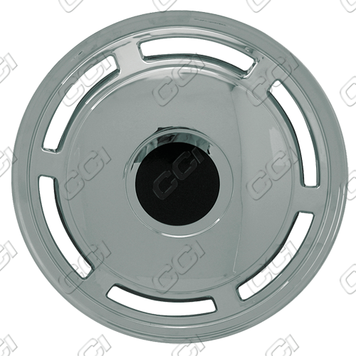 "Chevrolet Caprice  1986-1996, 15"" 6 Slot Chrome Wheel Covers"