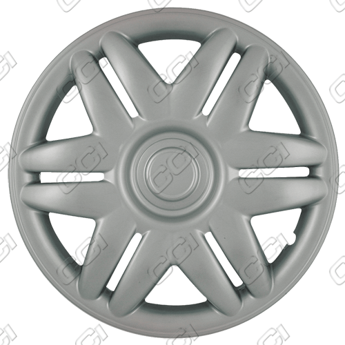 "Toyota Camry  2000-2001, 15"" 12 Spoke Silver Wheel Covers"