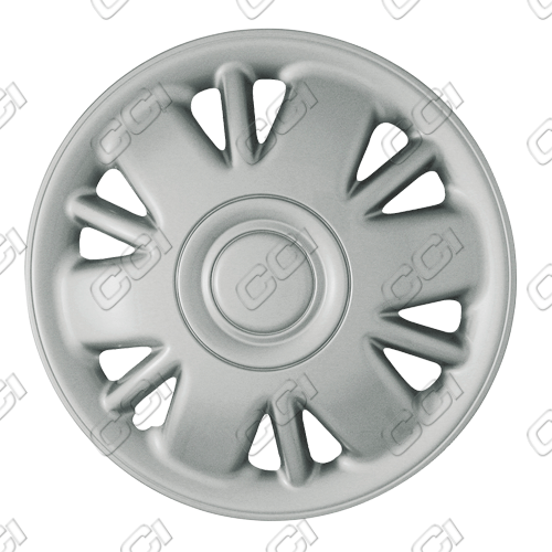 "Plymouth Voyager  1997-2000, 15"" 12 Hole Silver Wheel Covers"
