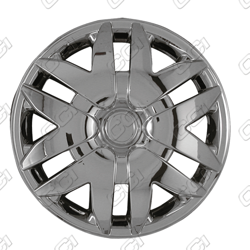 "Toyota Sienna  2004-2010, 16"" 6 Split Spoke Silver Wheel Covers"