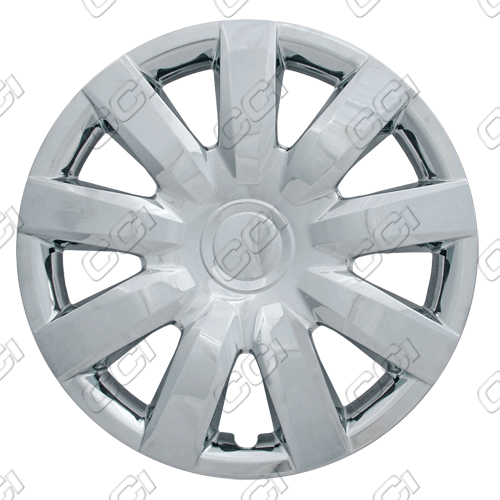 "Toyota Camry  2004-2006, 15"" 9 Spoke Silver Wheel Covers"