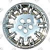 2007 Chrysler 300C /300 , 17&quot; 10 Slot Silver Wheel Covers