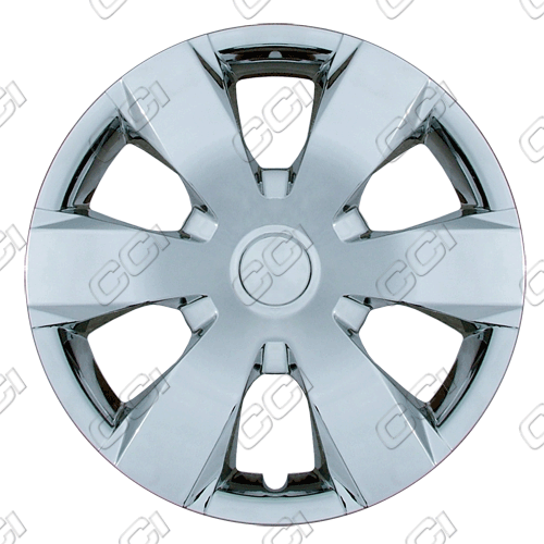 "Toyota Camry  2007-2011, 16"" 6 Spoke Silver Wheel Covers"