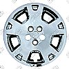"Dodge Charger  2006-2007, 17"" 5 Spoke - U.L. -Bolt-On Wheel Covers"