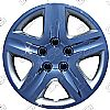 "Chevrolet Impala  2006-2012, 16"" 5 Spoke Silver Wheel Covers"