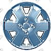"2009 Ford Focus  , 15"" 6 Spoke - Silver Wheel Covers"