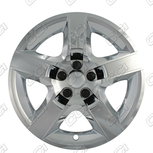 "Chevrolet Malibu  2008-2012, 17"" 5 Spoke - Chrome Wheel Covers"