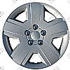 "Dodge Avenger  2008-2010, 16"" 5 Spoke - Silver Wheel Covers"