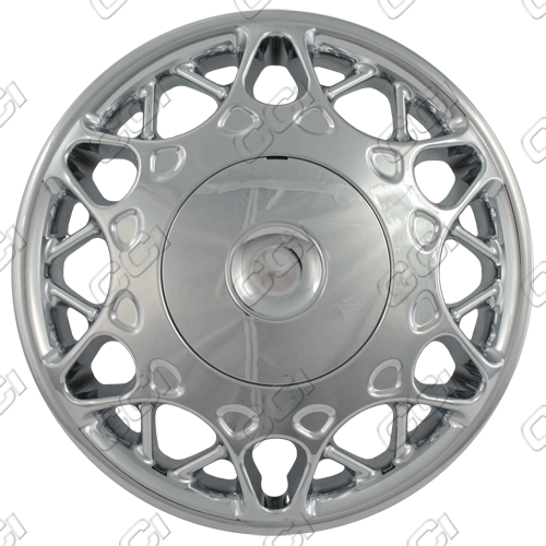 "Buick Century  1997-2005, 15"" 24 Hole - Chrome Wheel Covers"