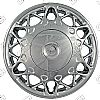 "2002 Buick Century  , 15"" 24 Hole - Silver Wheel Covers"
