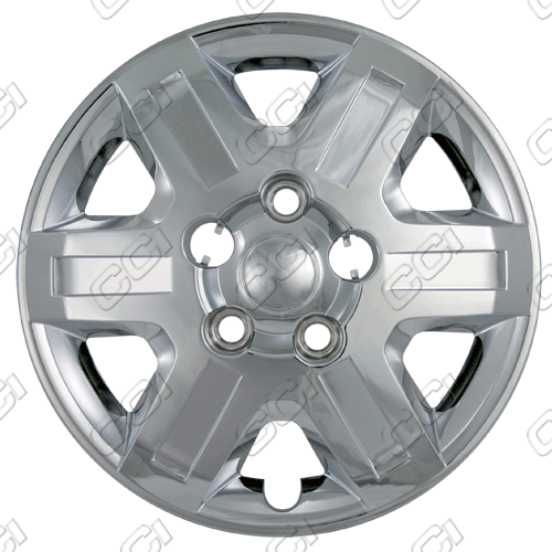"Dodge Caravan  2008-2013, 16"" 6 Spoke - Chrome Wheel Covers"