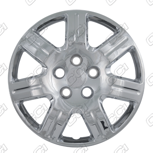 "Honda Civic  2006-2011, 16"" 7 Spoke - Silver Wheel Covers"