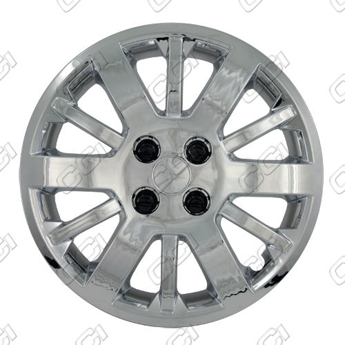 "Chevrolet Cobalt  2005-2010, 15"" 12 Spoke - Chrome Wheel Covers"