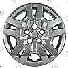 "2009 Nissan Altima  , 16"" 10 Spoke - Chrome Wheel Covers"