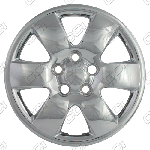 "Kia Optima  2006-2010, 16"" 6 Spoke - Chrome Wheel Covers"