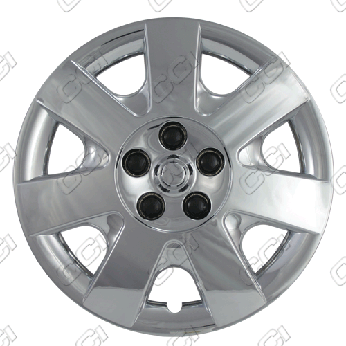 "Ford Taurus  2000-2007, 16"" 7 Spoke -  Chrome Wheel Covers"