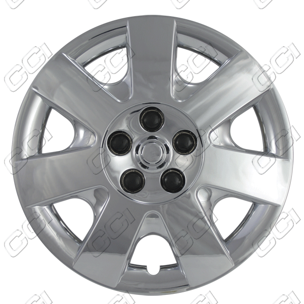 "Ford Taurus  2000-2007, 16"" 7 Spoke -  Silver Wheel Covers"