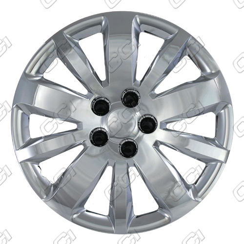 "Chevrolet Cruze  2011-2013, 16"" 10 Spoke - Chrome Wheel Covers"