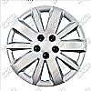 "Chevrolet Cruze  2011-2013, 16"" 10 Spoke - Silver Wheel Covers"
